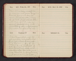 Gertrude Abercrombie diary