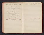 [Gertrude Abercrombie diary pages 1]