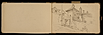 [Grace Albee sketchbook of travel in Germany and France sketchbook page 24]