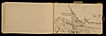 [Grace Albee sketchbook of travel in Germany and France sketchbook page 26]