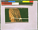 "Three photographs: Letter to Bill Allan from Bruce Nauman ,""Three Well-known Knots"" - Square knot, Bowline and Clove hitch"