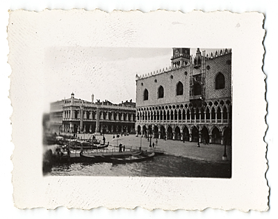 [Doges Palace in Venice, Italy]