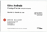 [ Edna Andrade: Drawing a Fine Line, Works from the Seventies ]