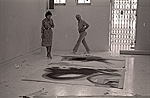 Helen Frankenthaler and Anthony Caro