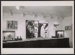 [Installation view of Helen Frankenthaler's first show at the André Emmerich Gallery ]