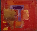 [Reproduction of Hans Hofmann's 1958 painting Untitled]