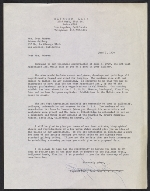 Raymond Lark, Los Angeles, Calif. letter to Joan Ankrum, Los Angeles, Calif.