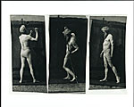 [Eadweard Muybridge self portrait ]