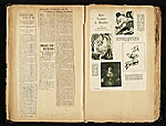 [Alexander Archipenko scrapbook no. 2 pages 8]