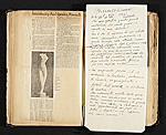 [Alexander Archipenko scrapbook no. 2 pages 9]