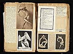 [Alexander Archipenko scrapbook no. 2 pages 15]