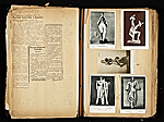 [Alexander Archipenko scrapbook no. 2 pages 19]