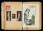 [Alexander Archipenko scrapbook no. 2 pages 30]