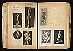[Alexander Archipenko scrapbook no. 2 pages 32]