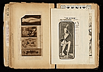 [Alexander Archipenko scrapbook no. 2 pages 35]