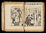 [Alexander Archipenko scrapbook no. 2 pages 36]