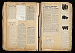 [Alexander Archipenko scrapbook no. 2 pages 60]