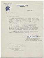 [Chester C. Montgomery, Washington, D.C. to Florence Arquin, Chicago, Ill. ]