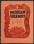 Mexican Folkways, vol. 4, no. 2
