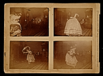 Carmencita dancing in J. Carroll Beckwiths Sherwood studio