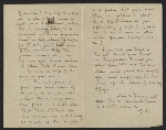 [Robert Frederick Blum, Tokyo, Japan letter to Otto H. (Otto Henry) Bacher 3]