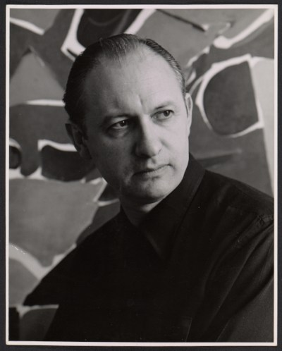 Portrait of Will Barnet
