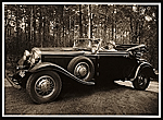 [Rudolf Bauer in his 1930 Graham-Paige automobile. ]