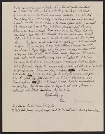 [Robert Burns Motherwell letter to William Baziotes 1]