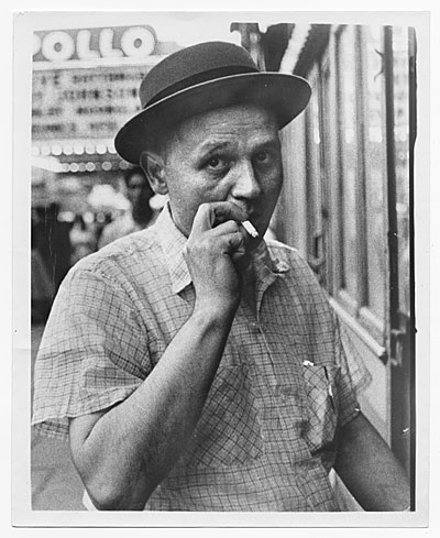 Romare Bearden in Harlem
