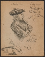 Sketch of Mother Jones