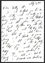 [H. C. (Horace Clifford) Westermann, Brookfield, Conn. letter to Billy Al Bengston, Venice, Calif. 2]