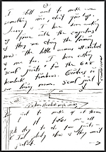 H. C. (Horace Clifford) Westermann, Brookfield, Conn. letter to Billy Al Bengston, Venice, Calif.