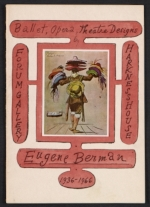 Eugene Berman, ballet, opera and theatre designs