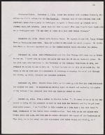 [George Biddle diary transcript page 11]