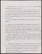 [George Biddle diary transcript page 20]