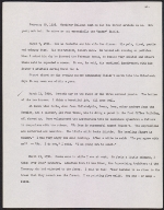 [George Biddle diary transcript page 43]