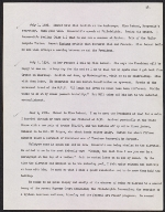 [George Biddle diary transcript page 45]