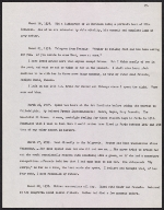 [George Biddle diary transcript page 58]