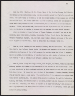 [George Biddle diary transcript page 82]