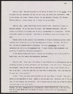 [George Biddle diary transcript page 105]