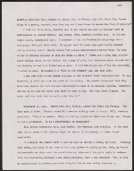 [George Biddle diary transcript page 109]