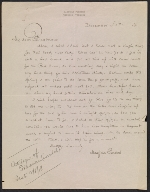 Maxfield Parrish letter to Martin Birnbaum