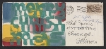 [Unknown sender Christmas card to Ethel Spears envelope 2]