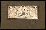 Edwin H. Blashfields design for the fifty-dollar bill