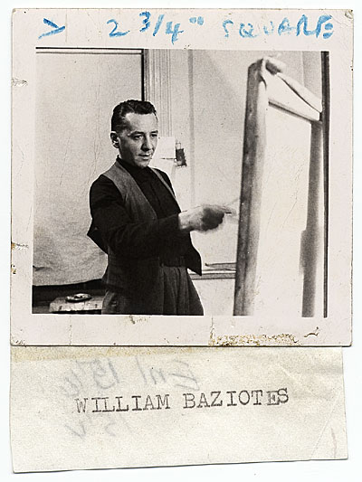 William Baziotes