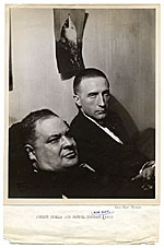 Joseph Stella and Marcel Duchamp