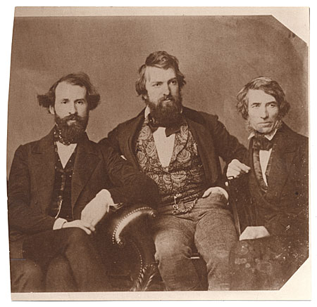 Henry K. Brown, Henry Peters Gray and Asher B. Durand