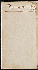 Image for cover verso