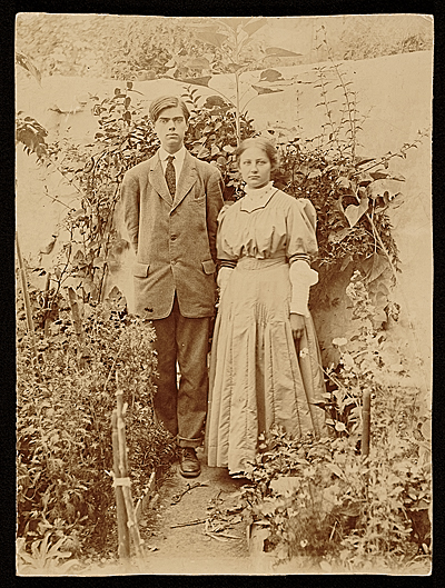 Nancy Brush and William Robert Pearmain