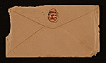 [Paul Bransom, Washington, D.C. letter to Grace Bransom, Boston, Mass. 3]